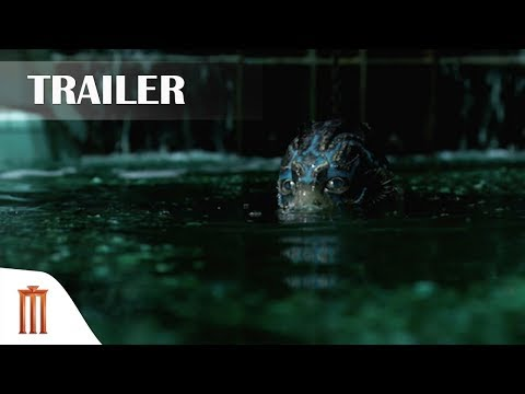The Shape of Water - Official Trailer [ตัวอย่างที่ 2 ซับไทย] Major Group