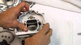 2. Power Valve installation KTM 200 Cylinder