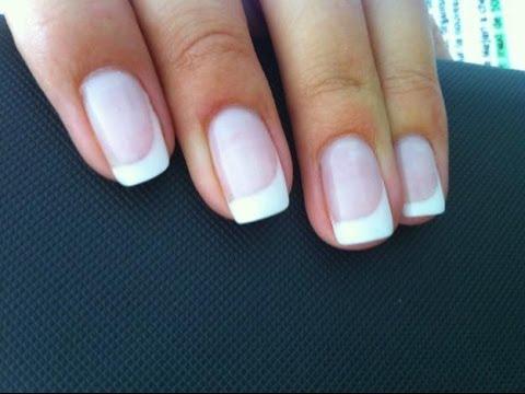 comment poser des faux ongles en gel uv