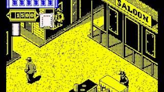 Back To The Future Part III Walkthrough, ZX Spectrum