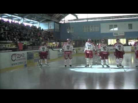 Zahájení play-off 2013