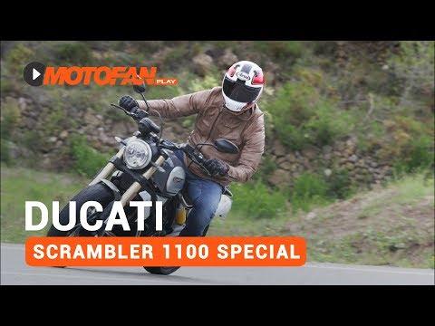 Vídeos de la Ducati Scrambler 1100