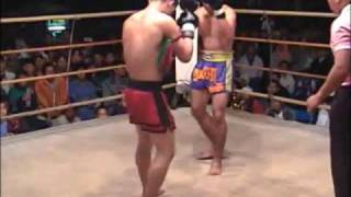 Muay Thai Fight Lampun-1 1999 Rounds 1+2