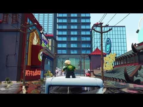 Lloyds list - LEGO NINJAGO - Wus teer Episode 14