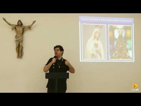 O ano Mariano e a Devoção a Maria Santíssima