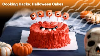 5 Spooky Halloween Cake Hacks Every Monster Should Know by Tastemade
