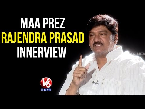 MAA President Rajendra Prasad Exclusive interview