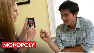 Monopoly - 'Ultimate Banking' Official T.V. Spot - Hasbro Gaming