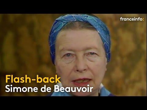 Flash-back : Simone de Beauvoir et