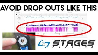 If you're experiencing drop outs in cadence and power then this quick and easy fix may help you. PLEASE BE CAREFUL NOT TO...