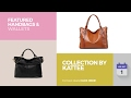 Collection By Kattee Featured Handbags & Wallets