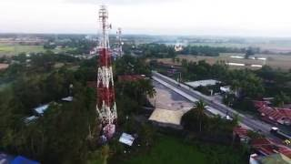 San Mateo Philippines  city photos gallery : Centro San Mateo Isabela Philippine Drone Shot