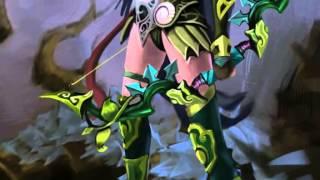 神战OL-魔兽世界手机网游 YouTube 视频