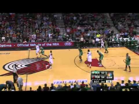 Blazers vs. Celtics Highlights