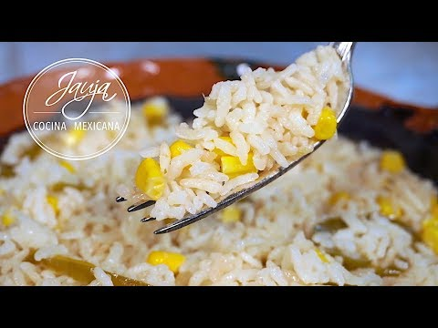 Tips Para El Arroz Blanco Perfecto