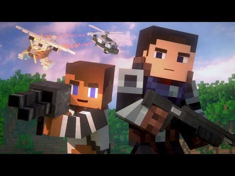Battle Royale 2 (Minecraft Animation)