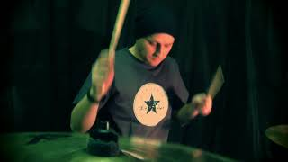 Video FOO FIGHTERS - The Pretender - drum cover by Roman Sobotka 2018
