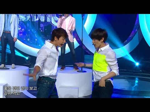 Super Junior – From U, 슈퍼주니어 – 너로부터, Music Core 20120707