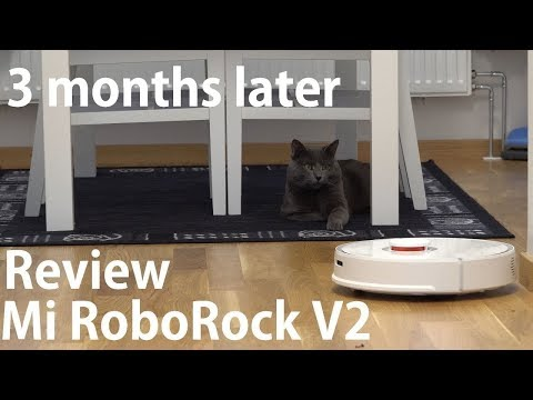 Xiaomi Mi Roborock Vacuum cleaner 2nd generation review