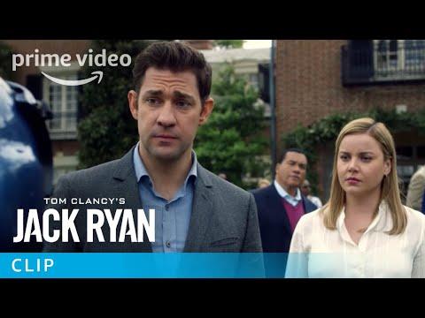 Tom Clancy's Jack Ryan | Garden Party Clip | Prime Video