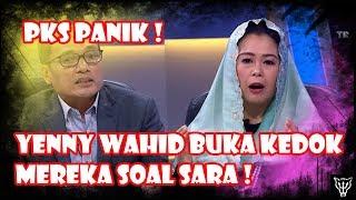 Video PKS Panik Tak Punya Cara, Yenny Wahid Membuka Kedok Mereka Dengan T4mp4r4n Soal SARA MP3, 3GP, MP4, WEBM, AVI, FLV September 2018