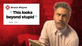 Video Thor: Ragnarok's Director Responds to IGN Comments MP3, 3GP, MP4, WEBM, AVI, FLV Oktober 2017