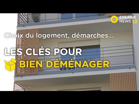 Energie News #12 : Choix du logement, démarches : comment déménager sereinement ?