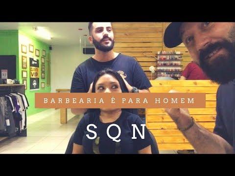 Corte de cabelo - Cuidados com Cabelo #BARBEARIADONENO