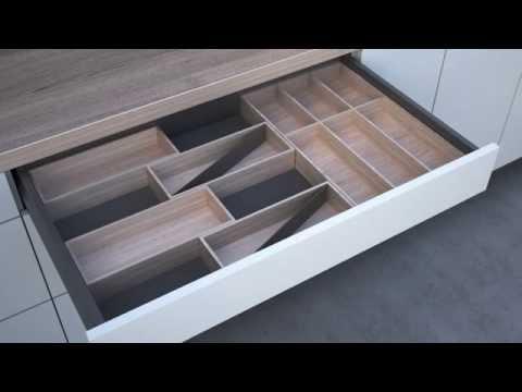 Schubkasten - Innenorganisation MOVE