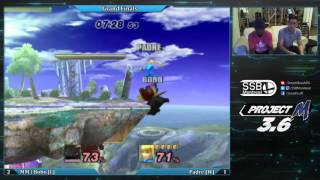 Bobo (Ivysaur) vs Padre (Zero Suit Samus) – Grand Finals (One of my favorite sets ever)