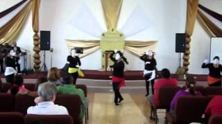 Pantomima:  Lilly Goodman-Al Final  Ministerio Casa Del Rey (Rincon)