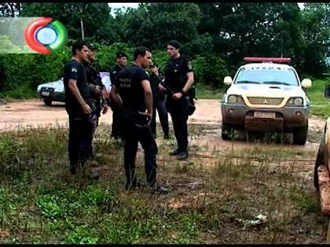 Procura de Assaltantes BB de Nova Brasilandia