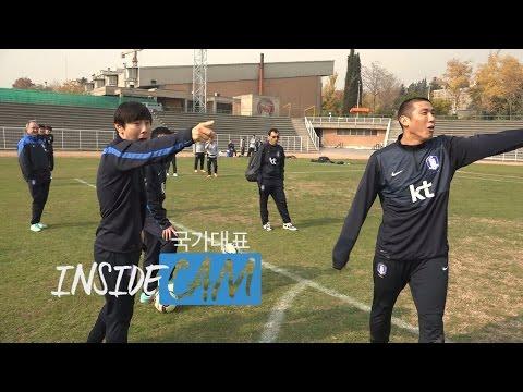 [국대 INSIDECAM] 축구인간극장 이란마트털기!!!