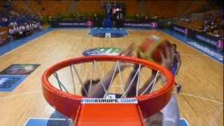 Dunk of the Game J.Vesely POL-CZE EuroBasket 2013