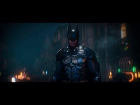batman arkham knight xbox one gameplay