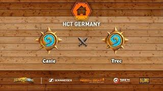 Casie vs Trec, game 1