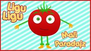 MALI PARADAJZ ★ LIGU LIGU ★ Decije pesme / Pesmice za decu