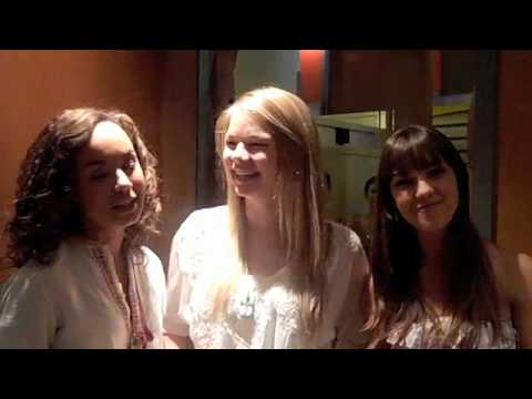 THE JENNIFERS of BTR (Denyse Tontz, Savannah Jayde, Kelli Goss) Give BTR Scoop!