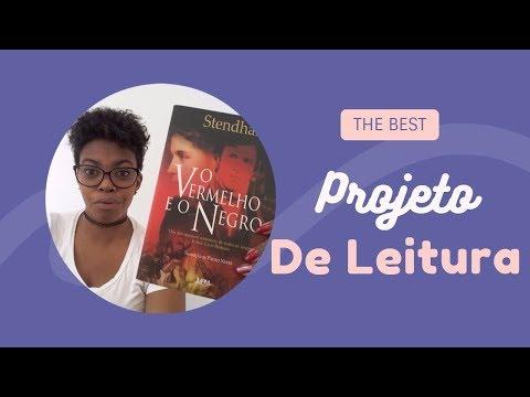 PROJETO DE LEITURA: O VERMELHO E O NEGRO #01