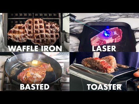 Every Way to Cook a Steak (43 Methods)   Bon Appétit