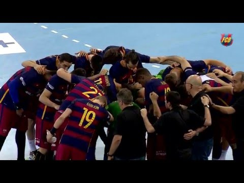 [HIGHLIGHTS] HANDBALL (Asobal): FC Barcelona Lassa-Ademar León (37-27)