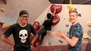 Climbing Vlogs vol 8, Nick & Callum by Arch Climbing