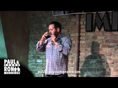 Bert Kreischer - Comedy for a Cause 2011 - paulandyoungron.com