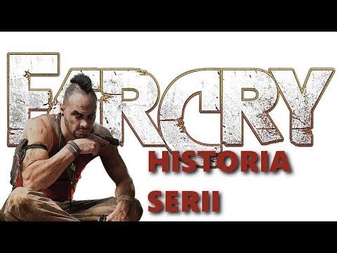 Far Cry. Krótka historia serii