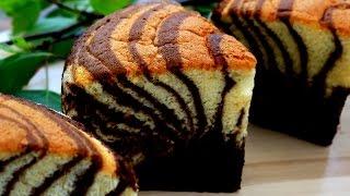 Homemade Best-Ever Tiger Sponge Cake Recipe | 虎皮海绵蛋糕 | 카스테라 만들기 カステラ Zébré moelleux et facile