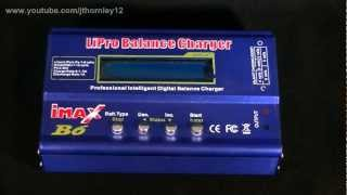 Video RC Charger Review: iMax B6 (Clone) MP3, 3GP, MP4, WEBM, AVI, FLV September 2019