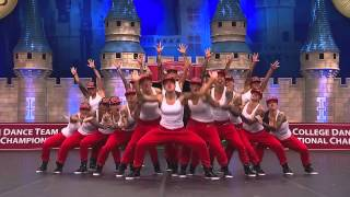 UNLV Rebel Girls ESPN Nationals Performance