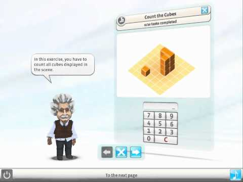 Video of Einstein™ Brain Trainer HD