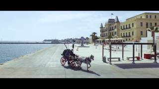 Initial frame of Poseidonion Grand Hotel video