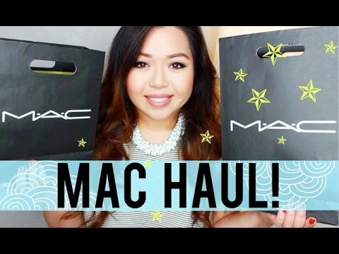 mac cosmetics - Thank you for stopping by and watching! Make sure to like, comment, share, and subscribe to my channel! :) FIND ME HERE BLOG: http://www.michellenwin.com IG:...